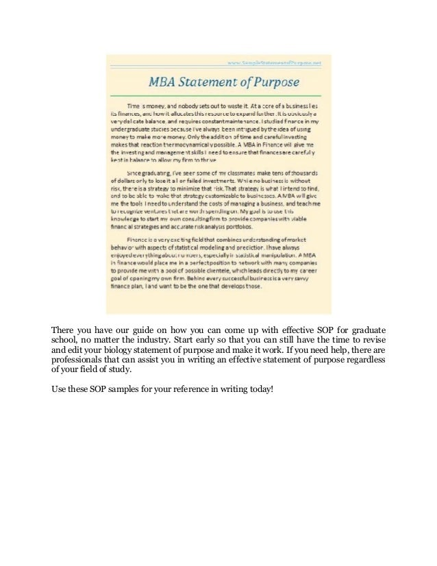 How to Write an Effective Personal Statement with SOP Samples