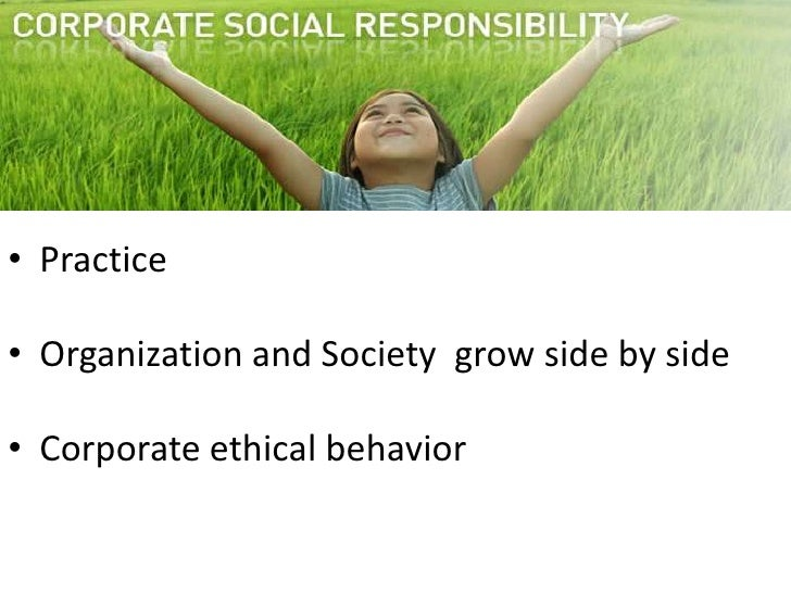 four faces of social responsibility A guide to corporate social responsibility (csr) 1 corporate social responsibility (csr) starting point why do businesses exist what is the purpose of a business, or, in the bigger picture, any.
