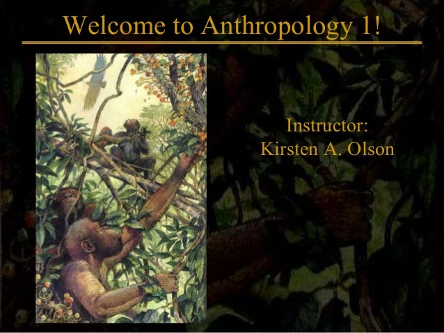 Physical anthropology research papers