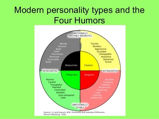 Four humors
