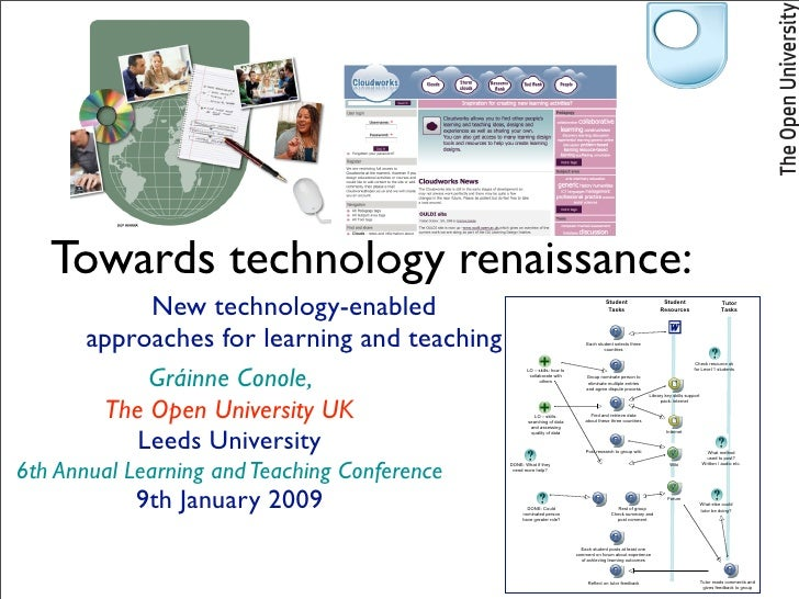 Towards technology renaissance:             New technology-enabled                                                      St...