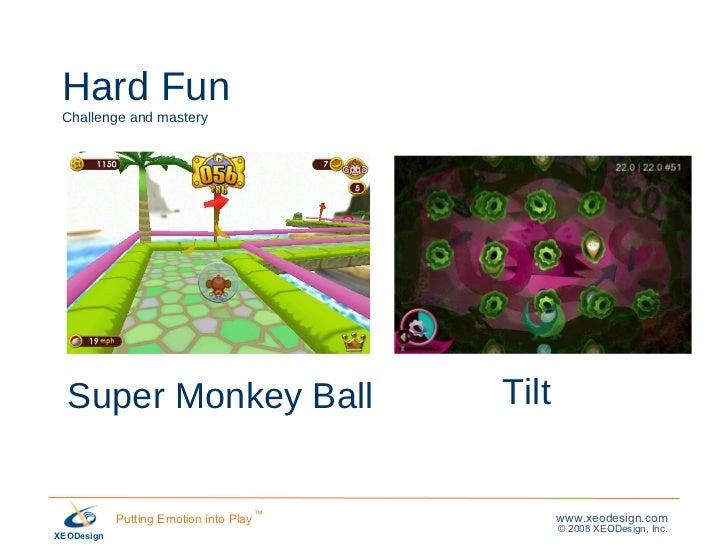 Hard Fun Challenge and mastery Super Monkey Ball Tilt