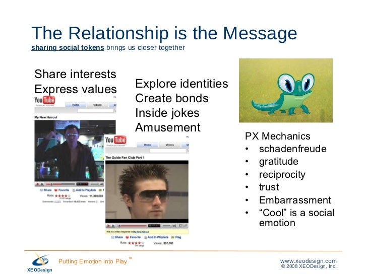 The Relationship is the Message sharing social tokens  brings us closer together <ul><li>PX Mechanics </li></ul><ul><li>sc...