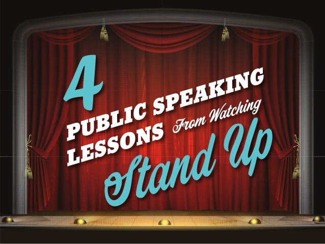 As you navigate through your public speaking career, you will learn from failures. You will learn your strengths, what res...