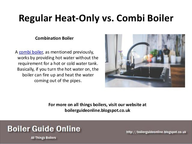 Advantages of a Combi Boiler