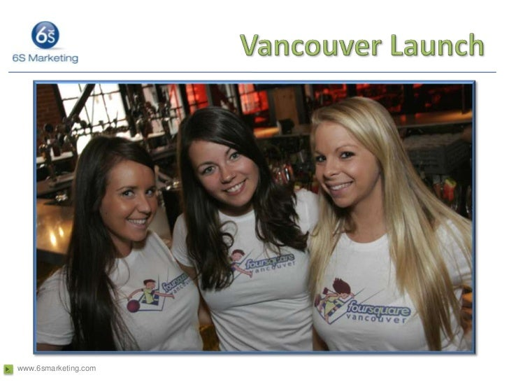 Vancouver Launch<br />