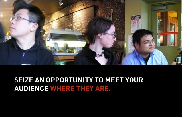 Using Location To Create Unexpected Brand Experiences Slide 3