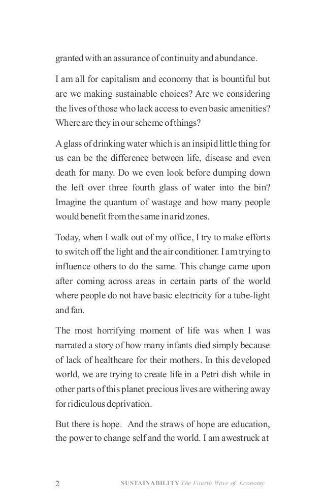 concept essay on success