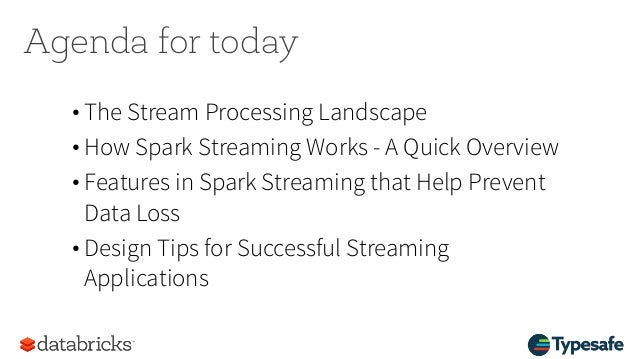 Four Things to Know About Reliable Spark Streaming with Typesafe and Databricks Slide 2