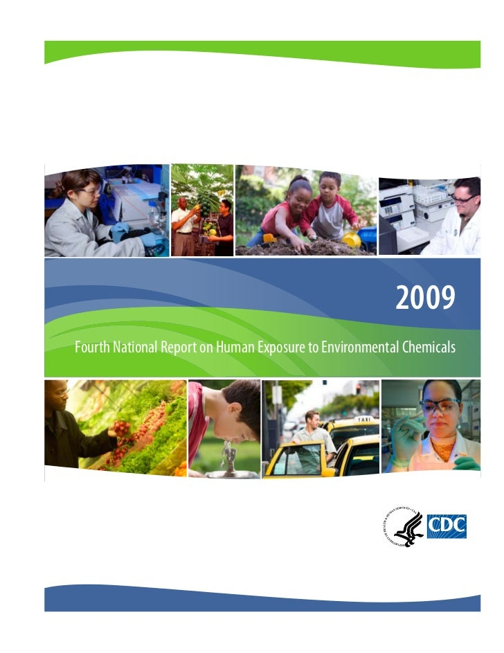 2009Fourth National Report on Human Exposure to Environmental Chemicals