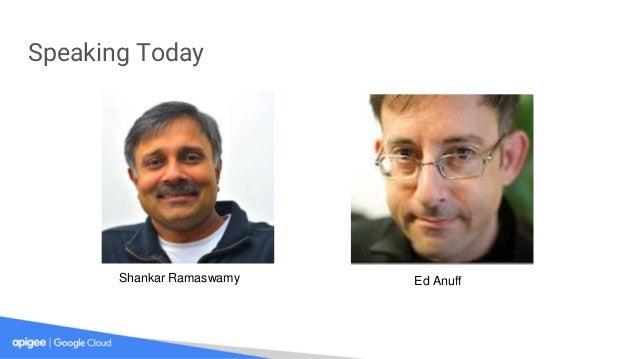 Speaking Today Shankar Ramaswamy Ed Anuff