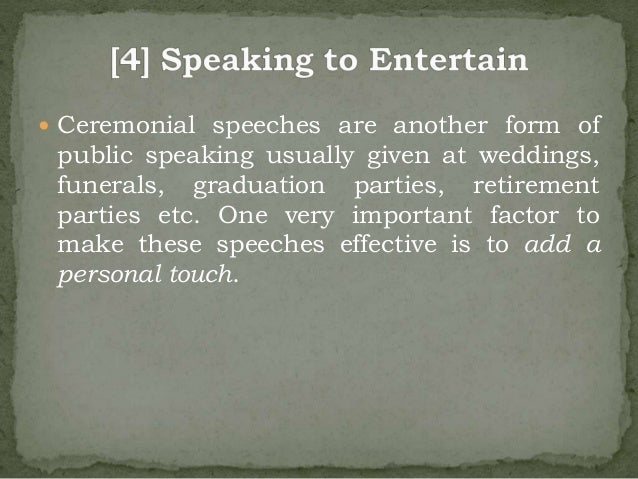 special types of speeches in public Public speaking microphones looks at types and use of various microphones in speaking and podcasting.