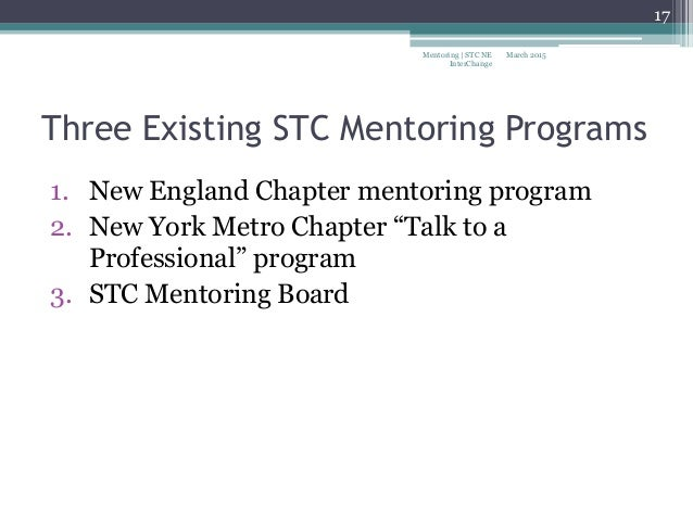 Four ways mentoring strengthens our profession