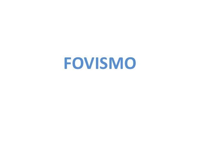 FOVISMO