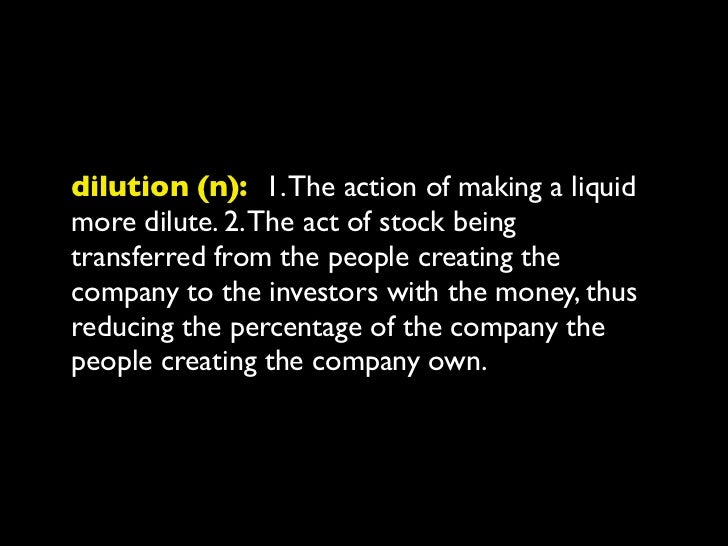 liquidation preferences (n): 1. The dollaramount that a holder of preferred stock willreceive prior to holders of common s...