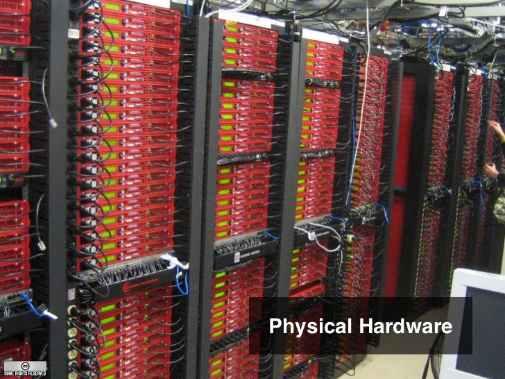Physical                Cloud                        HardwareCost efficient              ✓ On-demand       ✓      Less to  ...