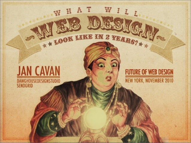 FOWD NYC 2010 Presentation of Jan Cavan