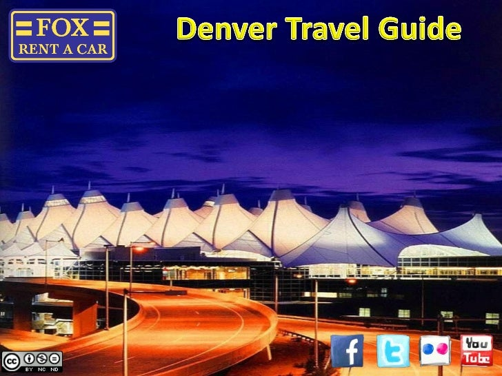 Fox Rent A Car Denver24558 E. 75th AvenueDenver, CO 80249(855) 849 - 4213                        2