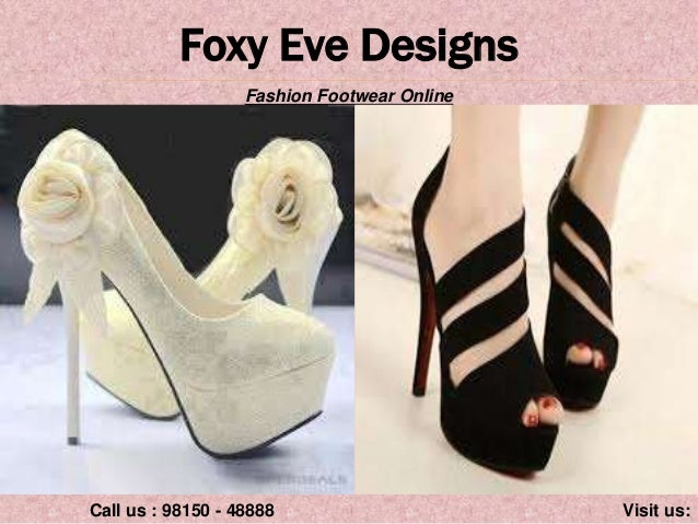Designer shoes online India | Buy Calf Length Footwear Online