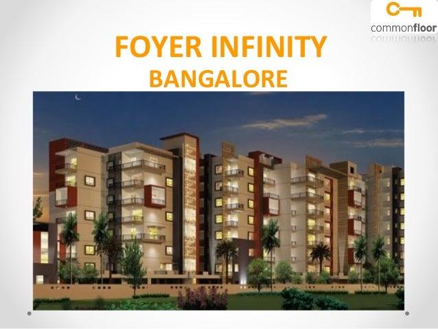 Foyer Apartments Bangalore : Foyer infinity bangalore whitefield