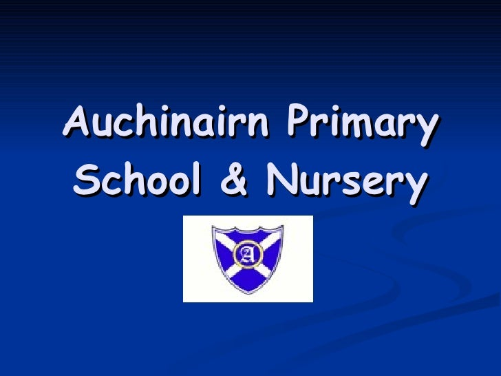 Auchinairn Primary School & Nursery