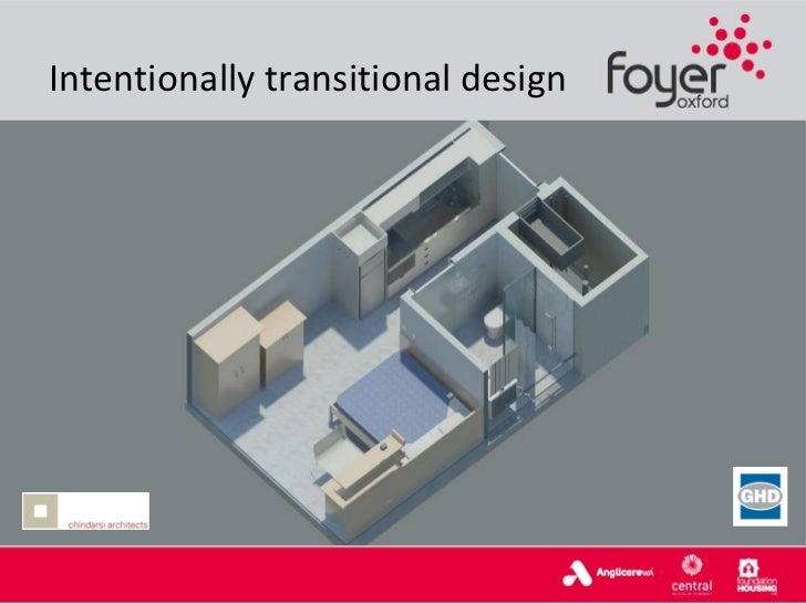 Foyer House Leederville : Foyer presentation