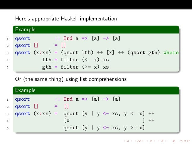 haskell ord