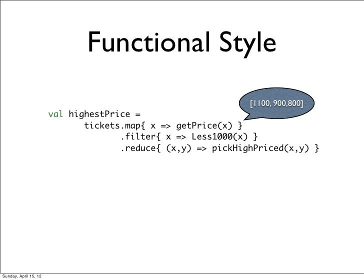 Functional Style                                                              [1100, 900,800]                       val hi...