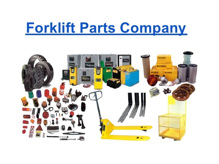 Forklift Parts Company
