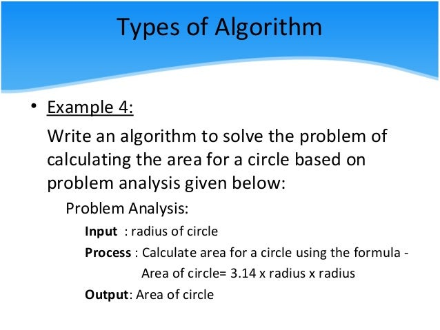 Problem 4.4 writing a division algorithm example