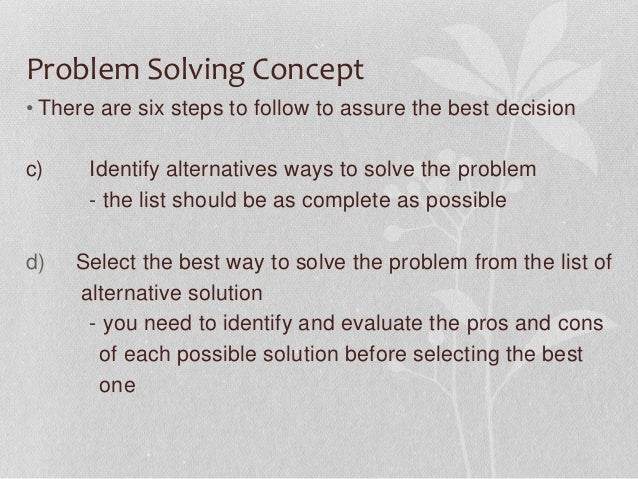 stoichiometry problem solving and conceptual understanding Conceptual understanding of students on stoichiometry and the type of conceptual change before and after exposure to flipped and traditional classroom environment qualitative and quantitative research.