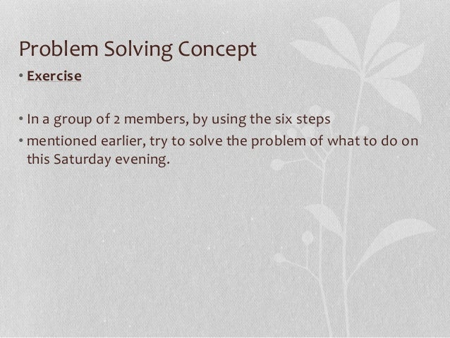 stoichiometry problem solving and conceptual understanding Stoichiometry: problem solving and conceptual understanding dahsah c coll r k (2007), found that students conceptual understanding seem to be related with their ability to solve numerical problem in stoichiometry.