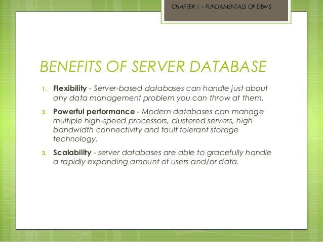 desktop database