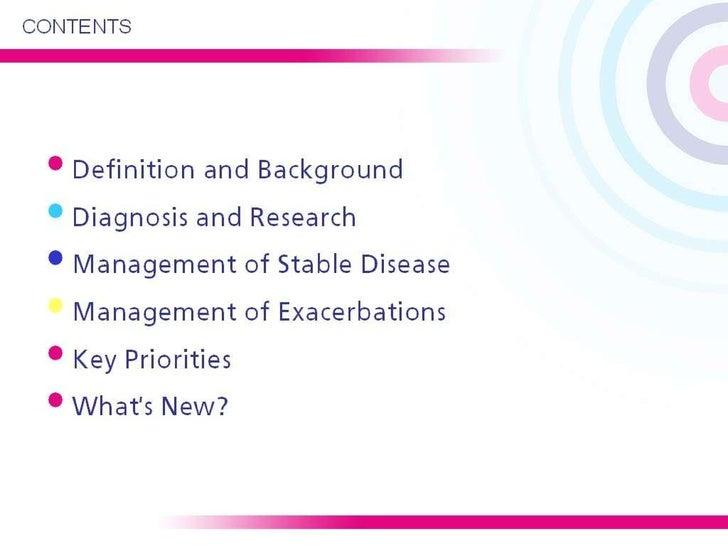 COPD NICE guidelines 2004 Slide 2