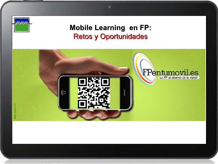 Mobile Learning en FP: Retos y Oportunidades