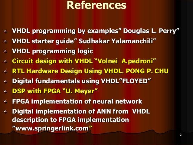 Nandland: FPGA, VHDL, Verilog Examples & Tutorials