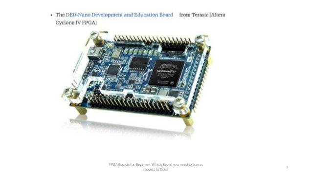 FPGA Board Selection for Beginners