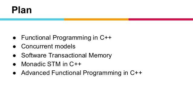 Functional programming in C++ LambdaNsk Slide 2