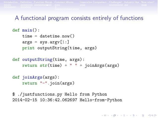 introduction to functional programming pdf