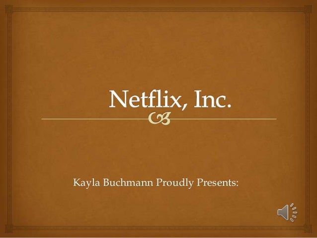 Kayla Buchmann Proudly Presents: