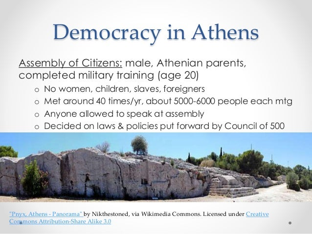 plato criticism democracy
