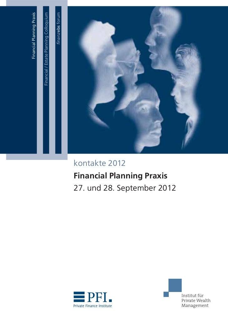 Financial Planning Praxis                                                                                      Financial /...