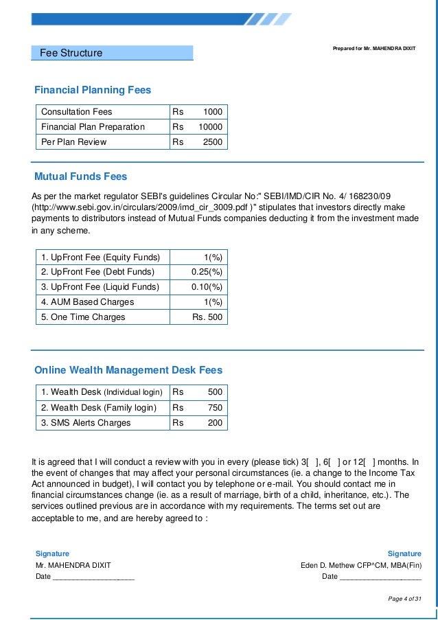 Financial Planning Report(Myfinancialplanner.in)