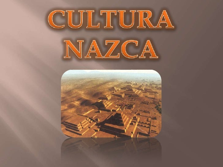 Resultado de imagem para la cultura nazca