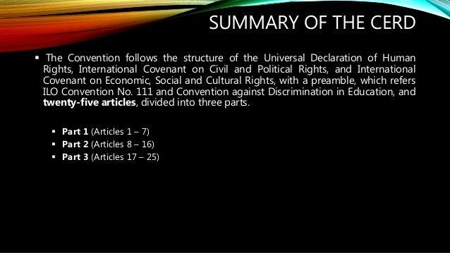 summary regarding content 1 7 for the particular constitution