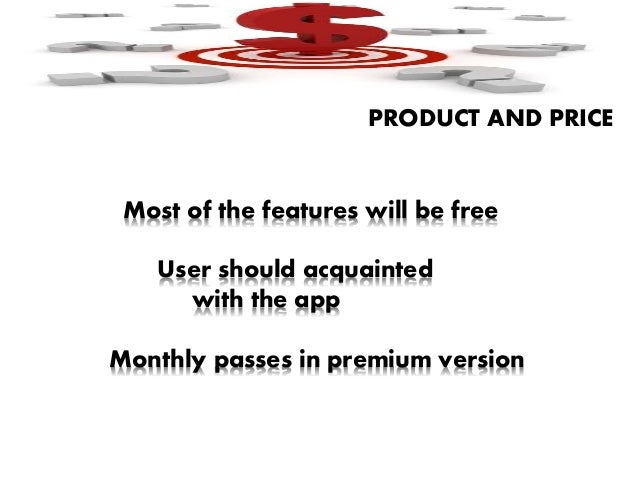 Marketing Plan for an bus tracker app