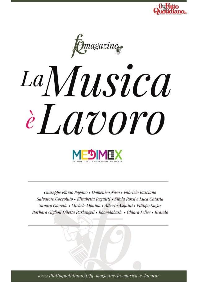 Direttore responsabile: Peter Gomez Illustrazione di copertina e progetto grafico: Pierpaolo Balani © 2015 Editoriale il F...