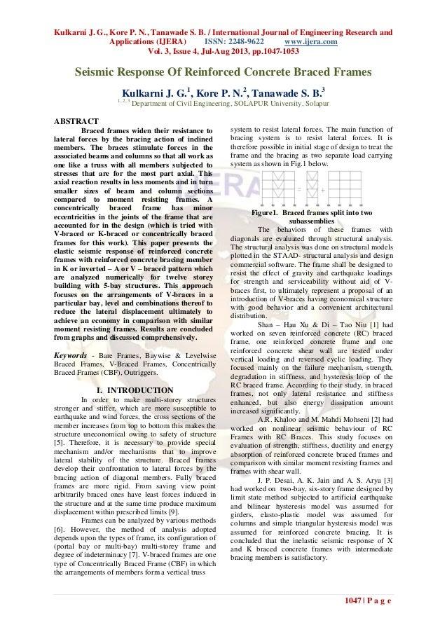 Kulkarni J. G., Kore P. N., Tanawade S. B. / International Journal of Engineering Research and Applications (IJERA) ISSN: ...