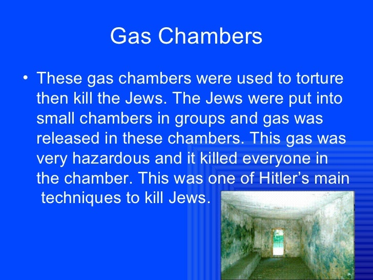 what methods did the nazis use Sean jackson, neal chauhan, brent bessemer, and ben hammond methods of killing in the holocaust overwork and starvation many jews in the holocaust died simply from overwork and starvation.