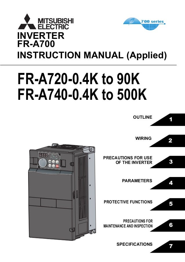 fr a740 manual product user guide instruction u2022 rh testdpc co fr-a740 manual pdf mitsubishi vfd fr-a740 manual